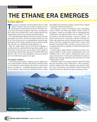 MP Q3-19#24 INSIGHTS THE ETHANE ERA EMERGES By Aditya Aggarwal he