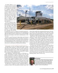 MP Q3-19#39 LNG BUNKERS VT Halter Marine is con- structing (and has