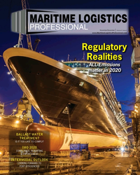 MP Q4-19#Cover November/December | Volume 9, Issue 6 www.MaritimeLogisticsP