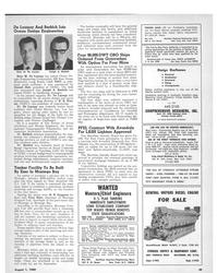 MR Aug-69#47  Join Ocean Design Engineering Rene M. De Launay Joseph A.