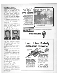 MR Feb-71#31 . of New York has  appointed Rene A. Vanina national sales