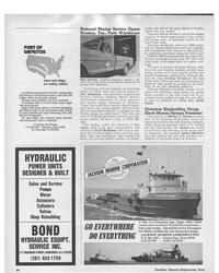 MR Nov-71#54  78336  512/758 3295 • Cable J ACM AC  56 Maritime Reporter/Engine
