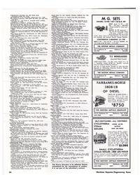 MR Sep-74#62  Pump Co., Box 1051, Glendive, Montana 59330  Delaval Turbine