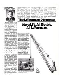 MR Sep-77#5  Electric.  All LeTourneau.  Marathon LeTourneau-developed