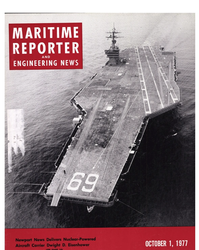 MR Oct-77#Cover  Nuclear-Powered 
