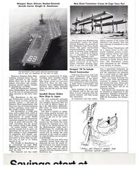 MR Oct-77#8   Aircraft Carrier Dwight D. Eisenhower  New Giant