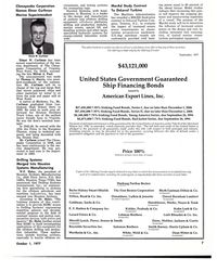 MR Oct-77#9 Chesapeake Corporation  Names Elmer Curfman  Marine
