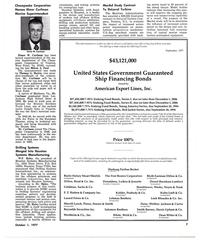 MR Oct-77#7 Chesapeake Corporation  Names Elmer Curfman  Marine