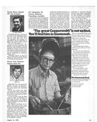 MR Aug-15-78#15 Patrick Devery Named  TTT Vice President  H. Patrick