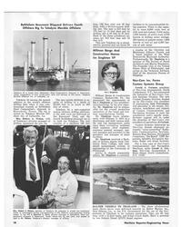 MR Nov-78#18 Bethlehem Beaumont Shipyard Delivers Fourth  Offshore Rig