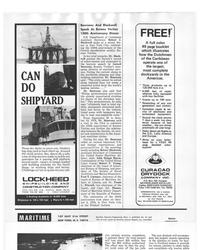 MR Nov-78#2  153, Curacao  NETHERLANDS ANTILLES  Cables: SHIPYARD CURACAO