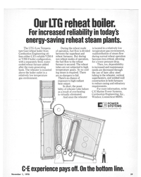 MR Nov-78#45 Our LTG reheat boiler 