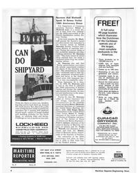 MR Nov-78#4  153, Curacao  NETHERLANDS ANTILLES  Cables: SHIPYARD CURACAO