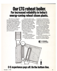 MR Dec-78#19 Our LTG reheat boiler. 