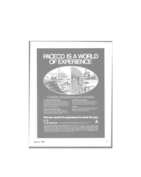 MR Jan-15-80#19  to work for you.  PACECO, INC. The Only Manufacturer Offering
