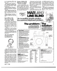 MR Apr-80#33  of Naval Architecture, Glen 