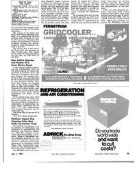 MR Jul-81#37 PRIDE OF TEXAS  Major Suppliers  Transamerica Delaval