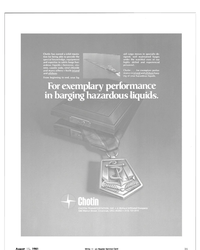MR Aug-15-81#29  liquids —benzene, sty- rene, caustic soda, vinyl chloride
