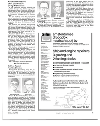 MR Oct-15-83#43  servicing and  workover in Montana, North Dakota, Wyo- ming