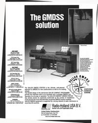 MR Nov-98#36 The GMDSS  solution  EAST COAST  500 South 31 st