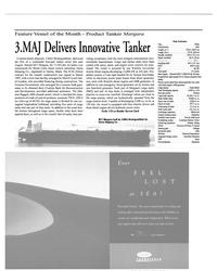 MR Mar-00#61  Tanker M^M  ** Breadth, (molded) 106 ft. (32.2 m)  Croatian-bas