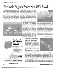 MR Apr-00#40  for Less  fhon Skookum ?  Angola And Canada Provide  Projects