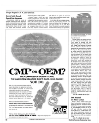 MR Oct-00#50  Authority and operated by  CMP-OEM?  THE COMPRESSOR DOESN
