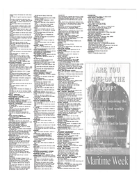 MR Dec-00#3rd Cover . 02885  Bollinger Lockport & Larose, P.O. Box 250, Lockport