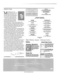 MR Feb-01#6 . Production Manager  Oksana Martemy • martemy@marinelink