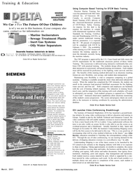 MR Mar-01#51  Computer  Based Training (CBT) delivery of  the classroom-the