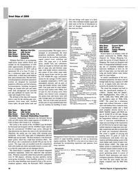 "MR Dec-04#20  Tanker"",  ESP, ShipRight(SDA, FDA, CM), LI,  +LMC, UMS,"