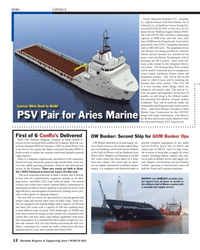 MR Mar-13#12  Second Ship for GOM Bunker OpsWAPPEN von HAMBURG provides