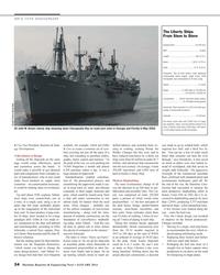 MR Jan-14#34 34  Maritime Reporter & Engineering News • JANUARY 2014 &