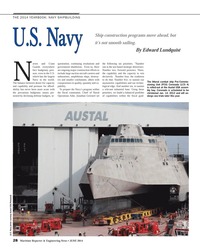 MR Jun-14#28  YEARBOOK: NAVY SHIPBUILDING