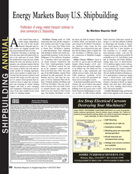 MR Aug-14#90  turn of events.Hydraulic Fracturing, or fracking, has been