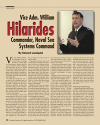 MR Sep-14#56  Adm. William Hilarides, 