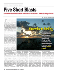 MR Jun-15#22 . The  Based Training (CBT) on cyber threats  personal