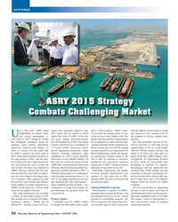 MR Aug-15#52  - ASRY's initia- with the Bahrain Coast Guard to design