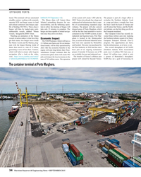 MR Sep-15#34  expanded cargo  the Suez Canal the heart of Europe
