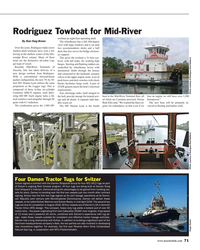 MR Apr-16#71 Rodriguez Towboat for Mid-River towboat an eight-foot