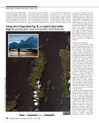 MR Jul-16#34  off Greenland,  Straits of Belle Isle, Grand Banks, and