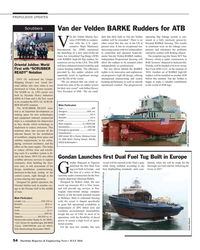 "MR Jul-16#54   for their new vessel"" said Arthur Dewey  christened in Ulsan"