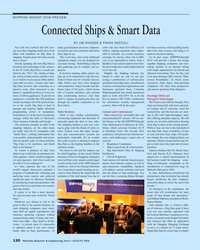 MR Aug-16#120 SHIPPING INSIGHT 2016 PREVIEW Connected Ships & Smart