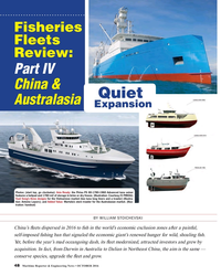 MR Oct-16#48 Fisheries  Fleets  Review:  Part IV  China &   Quiet Austral