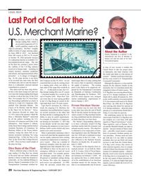 MR Jan-17#20  cargo decline is not likely  ken by every recent U.S. Transportat