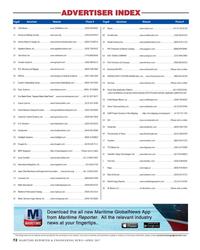MR Apr-17#72 MR April 2017 Ad Index:Layout 1  4/6/2017  9:23 AM  Page