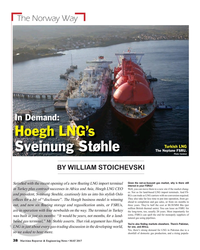 MR May-17#38 The Norway Way In Demand:  Hoegh LNG's  Turkish LNG