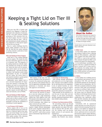 MR Aug-17#18 Keeping a Tight Lid on Tier III  & Sealing Solutions With