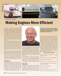 MR Aug-17#82  and unscheduled down- time, cleaner injectors, cleaner piston
