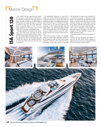 MR Sep-17#44  vessel is propelled by three MTU 16V  Yachts' new ownership